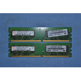 Memoria Ram Ddr2 2gb A 800/667mhz Pc Remate Excelente