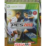 Pro Evolution Soccer 2013 Pes 2013 Xbox 360 Nuevo Y Sellado