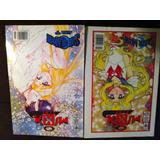 Revista Sailor Moon Y Guerreras Magicas Mixx Zine 2 X 100
