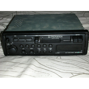 Radio Cassettes Am Fm Antigo Carro Pionner Super Turner
