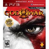 God Of War 3 Para Ps3 Nuevo Fisico Sellado - Mr. Electronico