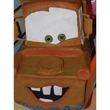 Piñata De Mate De Cars (rayo Mc Queen Y Todos Los Personaje)