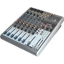 Mesa Xenyx 1204 Usb - Mixer 12 Canais Com Usb Nf-e