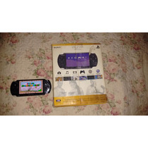 Psp Sony 3010 C/ Cartão 8gb