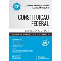 Constituição Federal - 7ª Ed - 2016 - Dirley - Novelino
