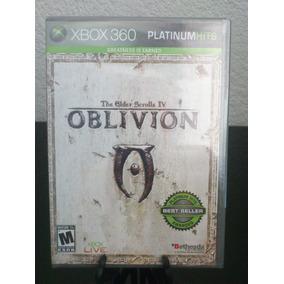 Oblivion Platinum Hits Xbox 360 Nuevo De Fabrica