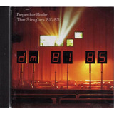 The Singles 81 - 85 - Depeche Mode - Mute - 1 Cd
