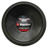 Subwoofer Bomber Bicho Papão Evolution 15 800wrms Bob. Dupla