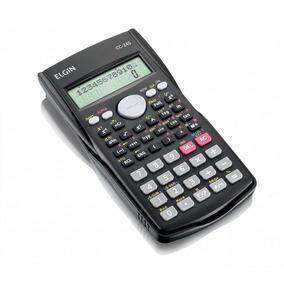 Calculadora Cientifica Com 240 Funções - Elgin
