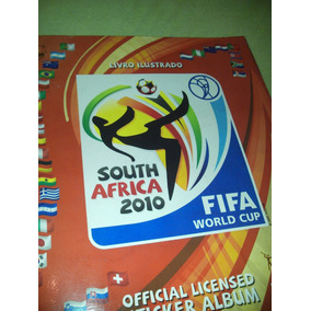 Album Copa Do Mundo 2010 Completo