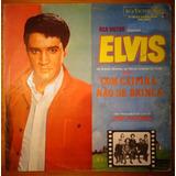 Elvis Presley Lp Nac Com Caipira Não Se Brinca 1964 Mono