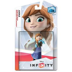 Boneco Lacrado Novo Disney Infinity Single Figure Anna