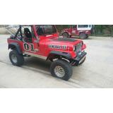 Ampliaciones Jeep Willys Wrangler Cj5 Cj7 Incluye Tornillos