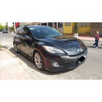 Mazda Speed 3 2010 En Excelente Condiciones $185,000