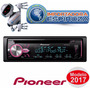 Radio Pioneer Deh X1 Version 2017 Iphone Ipod Android Nuevo