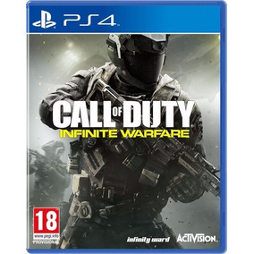 Ps4 Call Of Duty Infinite Warfare Playstation 4 Fisico Caja