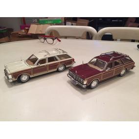 Chrysler Lebaron Town Y Country Wagon Escala 1/24