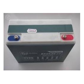 Bateria Selada Cadeira De Rodas Da Ortobrás 12v 24ah Ev12-24