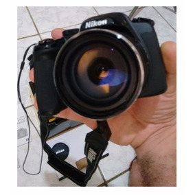 Câmera Semiprofissional Nikon P530 16.1mp Zoom Óptico 42x