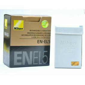Bateria En-el5 Nikon Original Câmera Coolpix P500 P510 P520