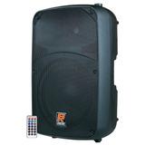 Caixa Ativa Acústica Bluetooth Usb Staner Sr212a Sr 212 200w