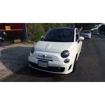 Fiat 500 Turbo 1.4l 3pts Aut 2015