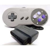 Controle Para Super Nintendo Novo