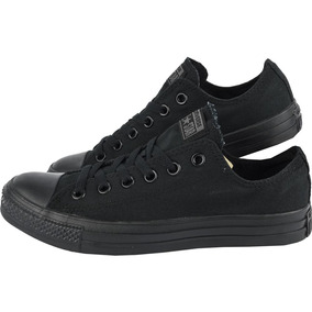 zapatillas converse negras colegio