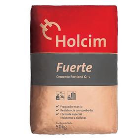 Cemento Gris Holcim, Aceros Y Materiales Para Construcción