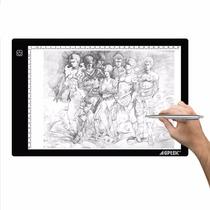 Caja De Luz Ultra Delgada Tableta A4 Agptek Arte Dibujo Led