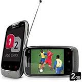 Motorola Ex440 Motogo Tv Dual Sim Wifi Camara 3.2 Mpx Mp3 3g
