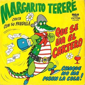 Margarito Tereré - Que Se Va El Cartero Simple Con Tapa