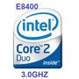 Core2duo E8400 A 3.0ghz 6mb Sockett 775 Como Nuevo Poderoso