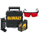Nivel Laser Dewalt Prumo Dw088k 2x1 Alta Precisão +brinde