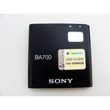 Bateria Ba700 Sony Ericsson Xperia Neo Mt15ia **original**