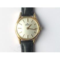 Hermoso Reloj Dama Enicar. Cuerda.años 60