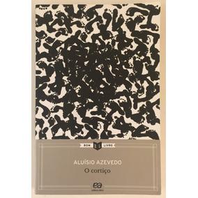 Livro O Cortiço, Ed. Ática, Coleção Bom Livro(ler Anúncio).