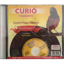 Cd Do Grande Curio Pavaroti ( Canto Praia Clássico )