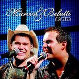 Cd Marcos E Belutti - Ao Vivo