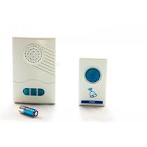 Campainha Eletrônica Wireless Sem Fio Resistente A Água