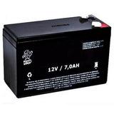 Bateria Selada 12 Volts 7 Amperes Alarmes E Cerca Elétrica