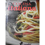 Libro Utilísima Cocina Italiana Paula Brandani Gárgola Edt
