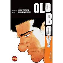 Old Boy #4 - Último Número Da 1ªtemporada - Nova Sampa