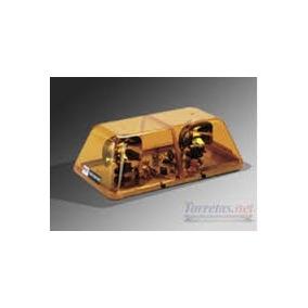 Torreta Federal Signal Turbo Beam Montaje Magnetico