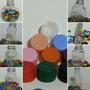Envase Formassurtidas X 50un Souvenir Bolsita Perfume Boda
