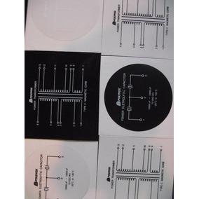 Polivox Pm 5000 E Gradiente Haii Kit De Adesivos