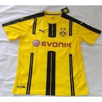 Oferta Jersey Dortmund 2016-17 Local Champions Envío Gratis
