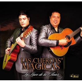 Las Cuerdas Mágicas - Cd/lp