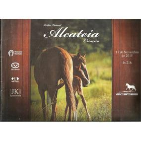 Catálogo Leilão Virtual De Cavalos 42 Págs + De 80 Fotos