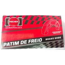 Lona Patim De Freio Fischer Pv0901 Standard Ybr/ys/rd/xtz/rx